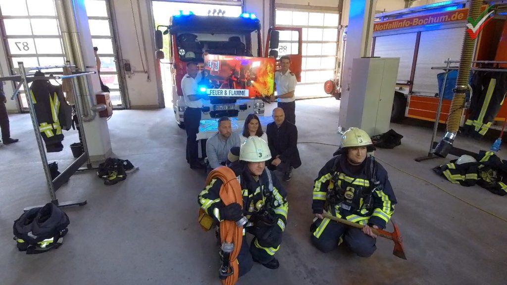 Feuer Und Flamme 2019 Feuerwehr 2020 02 28